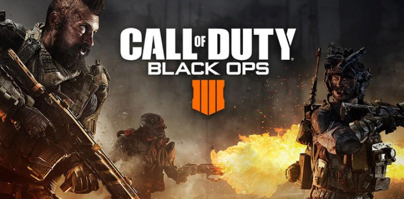Call of Duty: Black Ops 4 gets a major update before its first double XP event this weekend