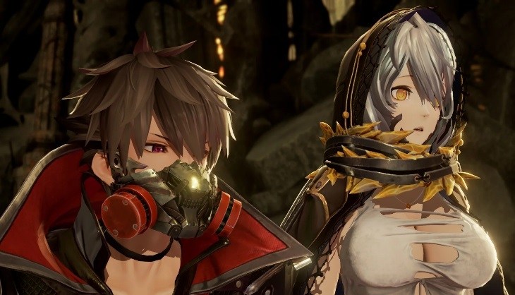 8cc310a8a6e Anime souls-like vampire game Code Vein has been on my radar ever since its  initial announcement. While the description of it is rather rudimentary
