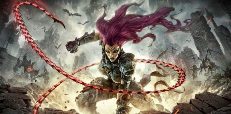 Rumour: Darksiders III might release in November according to the Microsoft Store