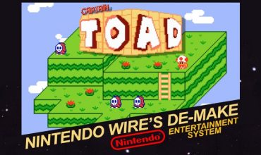 This Captain Toad: Treasure Tracker demake imagines the game's NES origins