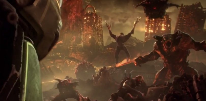 Don't worry, Doom Eternal will get a gameplay trailer at Quakecon