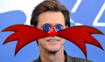 Jim Carrey is being tipped as playing Dr. Eggman in the new Sonic movie