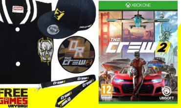Free Games Vrydag – The Crew 2 (Xbox One)