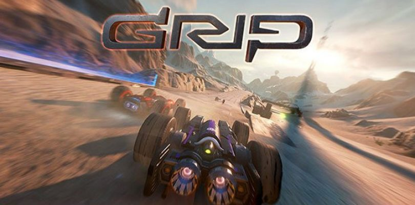 GRIP: Combat Racing goes all 'Trackmania' in latest trailer