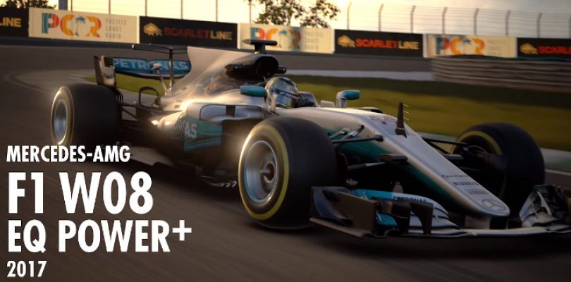 GT Sport July update includes a new track and Mercedes-AMG F1 2017 car