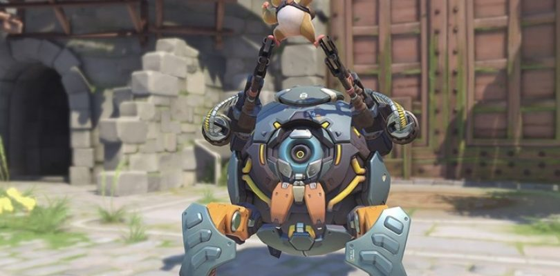 Overwatch fans are trying to get Blizzard to call him Hammond instead of Wrecking Ball