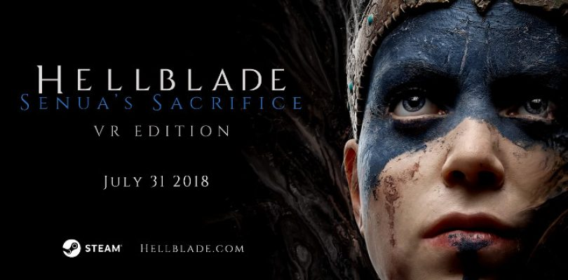 Hellblade: Senua's Sacrifice is receiving a free VR mode on PC