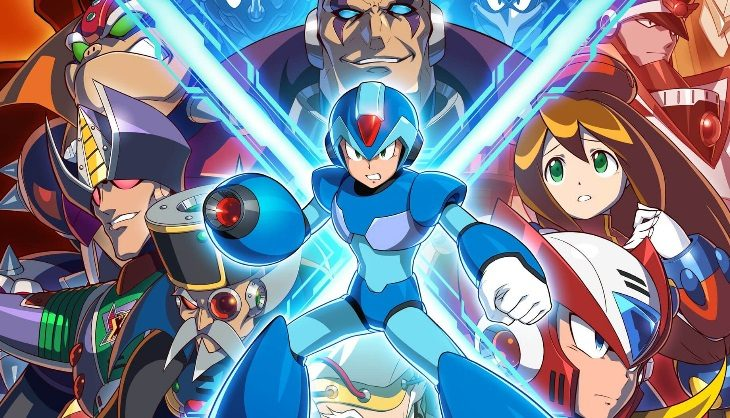 Mega Man X Legacy Collections have an optional easy mode
