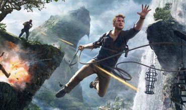 Nathan Drake never had a health meter, he was just incredibly lucky