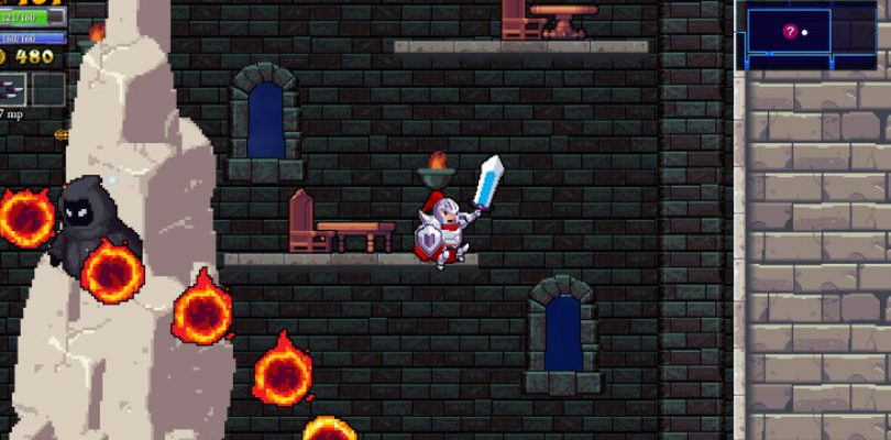 Rogue Legacy gets another update 4 years later