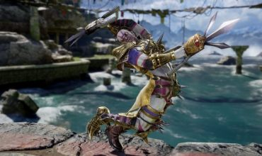 Voldo's spiky package thrusts into view in Soulcalibur VI