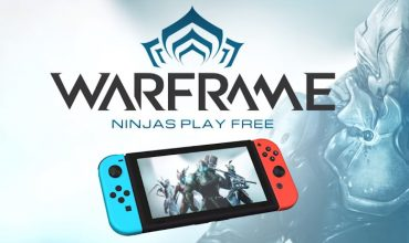 Warframe is blasting its way onto Switch