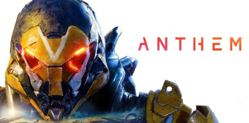 A look into Anthem's Javelin personalisation and Alpha gameplay