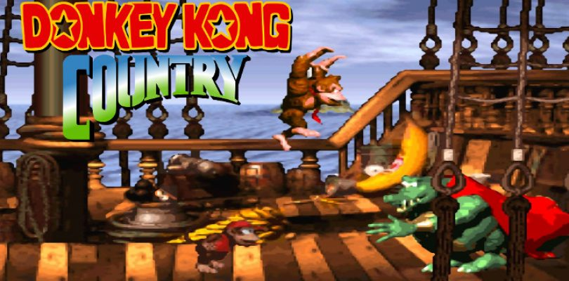 Hey Donkey Kong fans, ever heard of Kommander 'Keith' Rool and Monkey Mayhem?