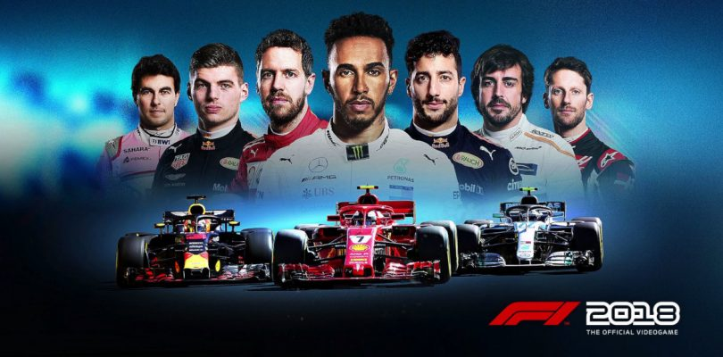 Review: F1 2018 (PS4)