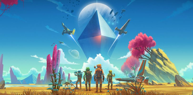 Review: No Man's Sky NEXT (Xbox One)