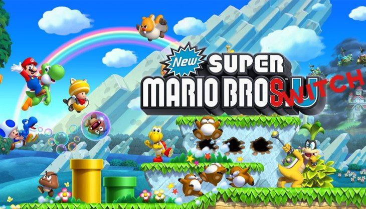 Rumour: New Super Mario Bros. U also coming to the Switch?