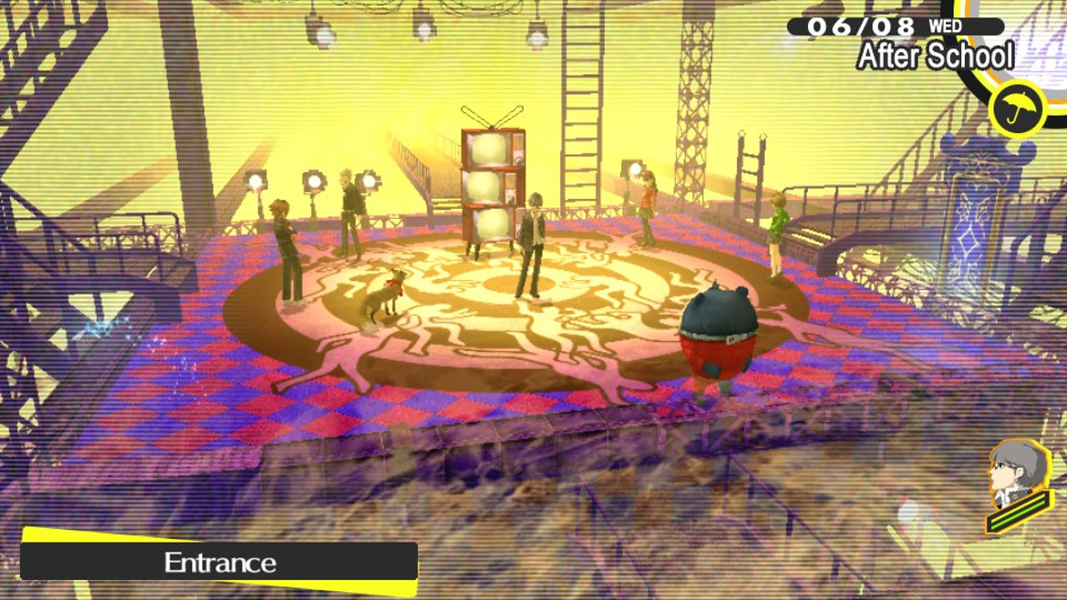 Blast from the Past: Persona 4 (PS2) - SA Gamer