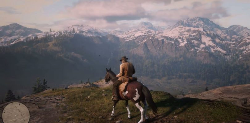 Red Dead Redemption 2 finally gets an official gameplay video