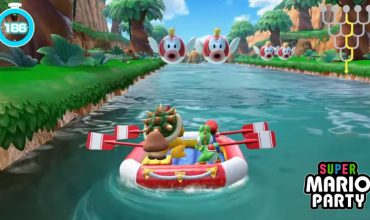 Nintendo reveals Super Mario Party: River Survival Mode at Gamescom