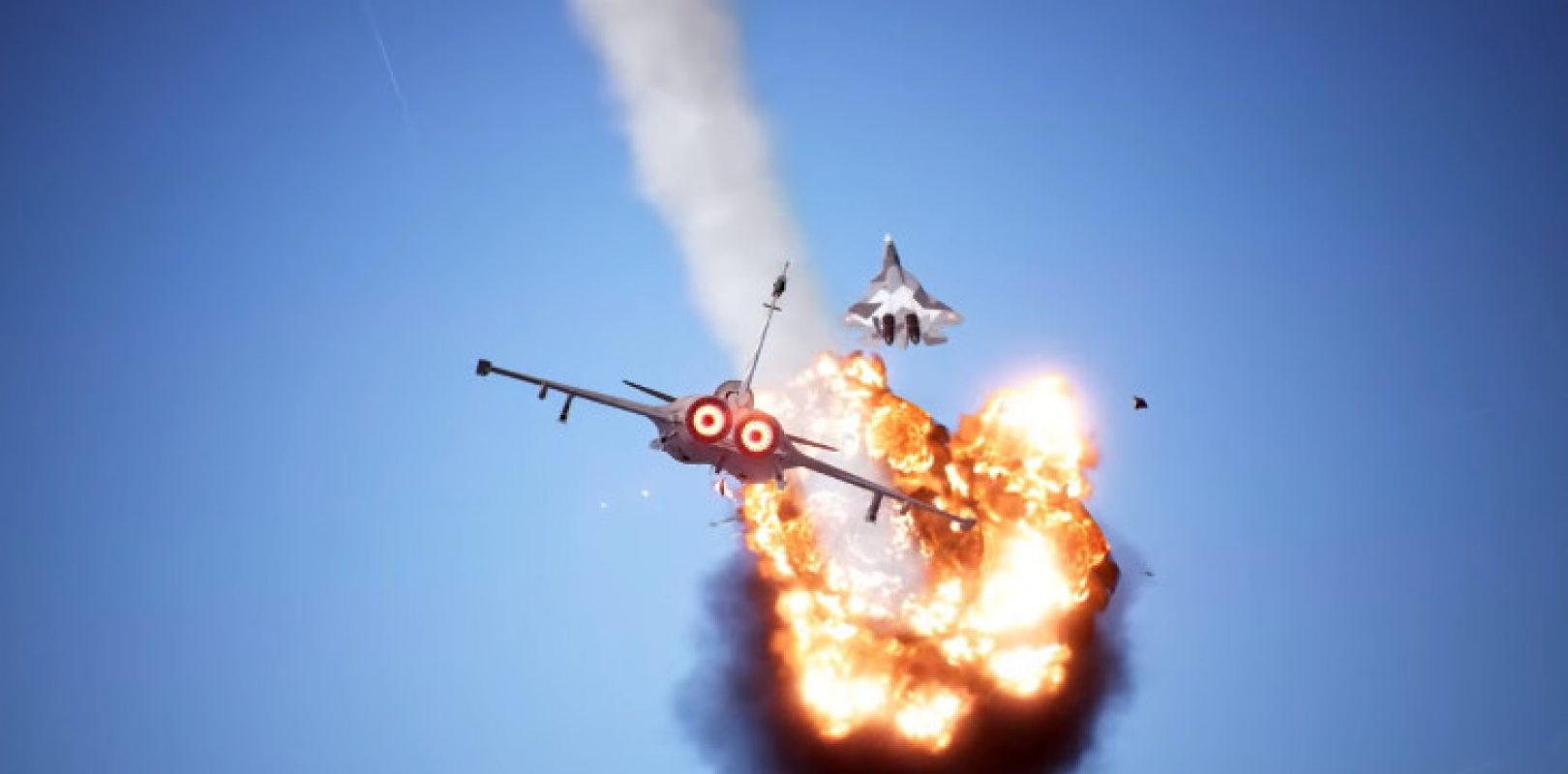 Ace Combat 7: Skies Unknown Archives - SA Gamer