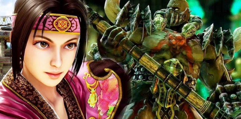 Seong Mi-Na and Astaroth join Soulcalibur 6's roster