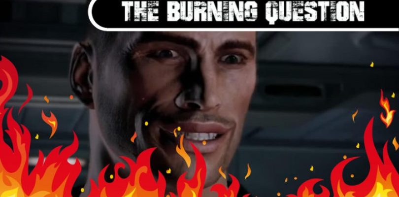 Burning Question: Sex in video games, is it really necessary?