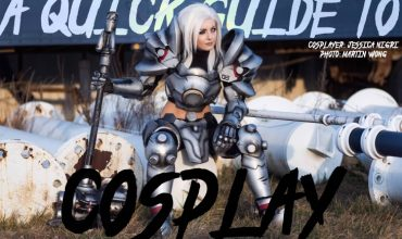 A quick guide to all things cosplay