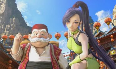 Meet the cast of Dragon Quest XI: Echoes of an Elusive Age