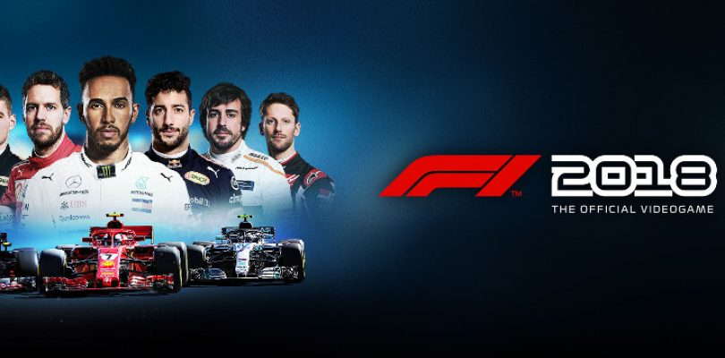 First official F1 2018 gameplay trailer is making headlines