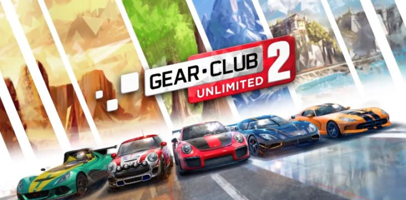 Gear.Club 2 Unlimited launches exclusively on Switch later this year