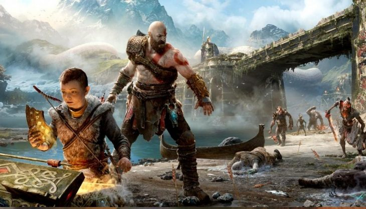 God of War takes top honours at 22nd D.I.C.E Awards