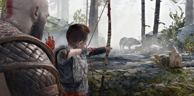 Climb that big mountain again when God of War's New Game+ launches on August 20