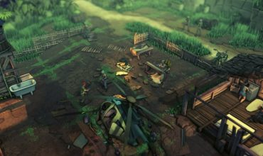 Jagged Alliance is back some 20 years later and the heroes look old