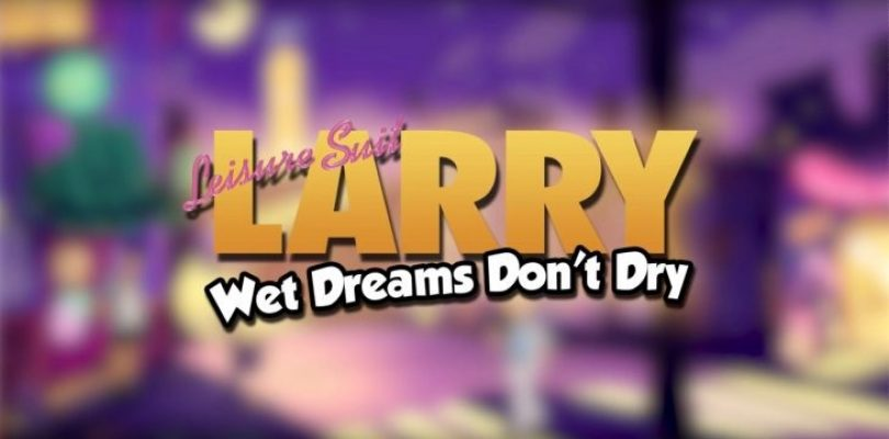Publishers of new Leisure Suit Larry game launch #ShowUsYourLarry competition