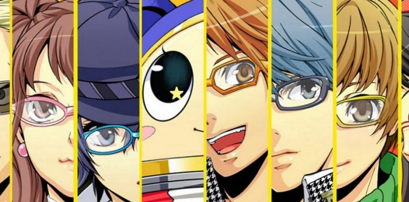 Blast from the Past: Persona 4 (PS2)