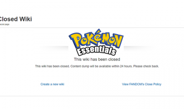Fan game community suffers a blow as Nintendo shuts down Pokémon Essentials