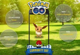 Join the local community for this month's Pokémon GO Community Day