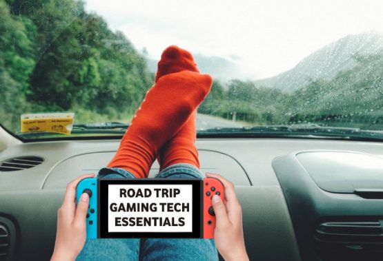 Going on a road trip? Here are the gaming tech essentials you need