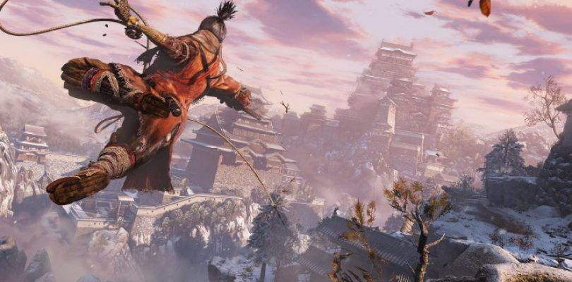 Sekiro: Shadows Die Twice will be familiar to the Soulsborne games, but different