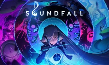 Soundfall is a feast for the eyes and ears