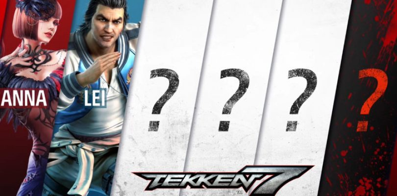 Lei is finally heading to Tekken 7, along with Anna and…Negan?