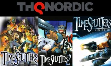 THQ Nordic has acquired the Timesplitters IP, including the first three games