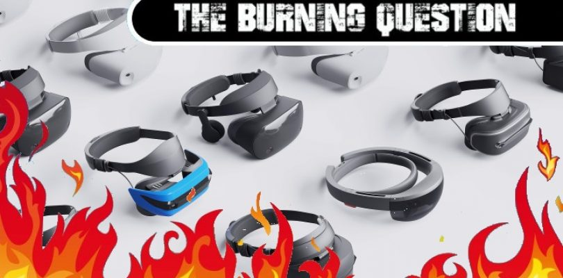 The Burning Question: Will next gen consoles embrace VR more or will it still be considered a gimmick?