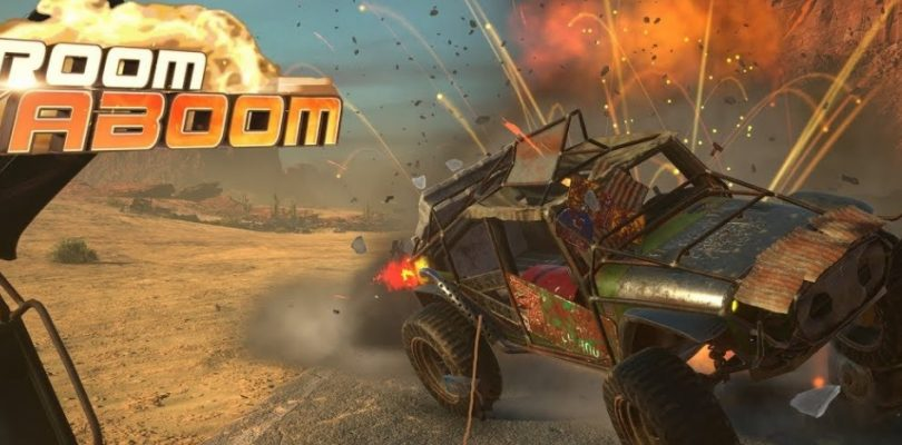 Review: Vroom Kaboom (PS4 Pro)