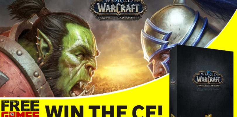 Free Games Vrydag winner is battling for Azeroth