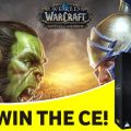 Free Games Vrydag: World of Warcraft: Battle for Azeroth CE (PC)
