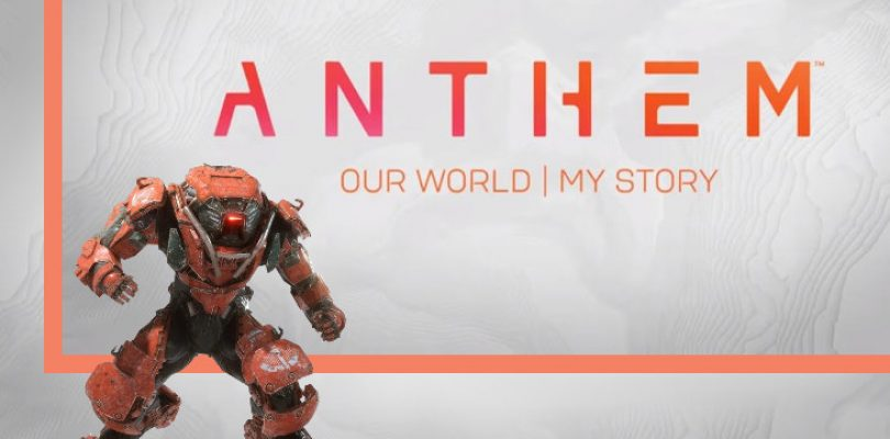 Anthem details how single-player story progresses in a multiplayer game
