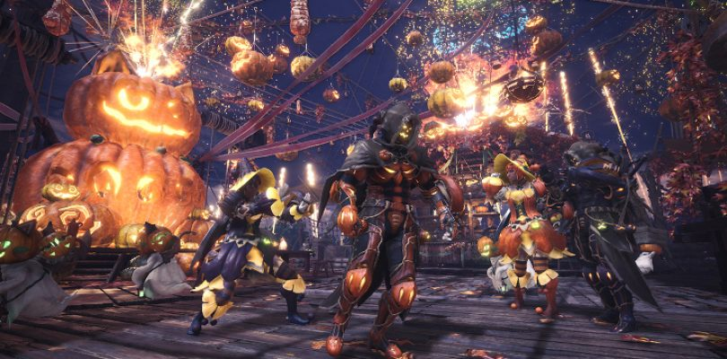 Hunters, get ready for the Autumn Harvest Fest