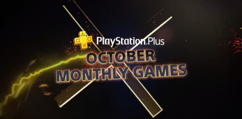 PlayStation Plus games for October are scary, kind of